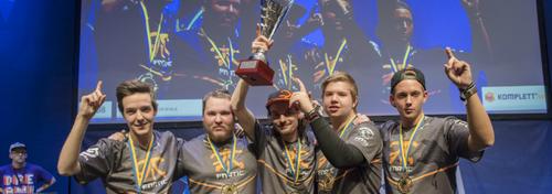 CS:GOのスウェーデン王者決定戦『Esport SM 2013/2014』で Fnatic が優勝