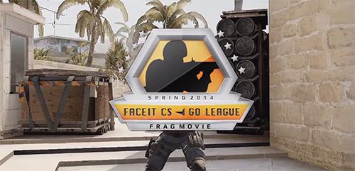 ムービー『CS:GO - FACEIT Spring League 2014』