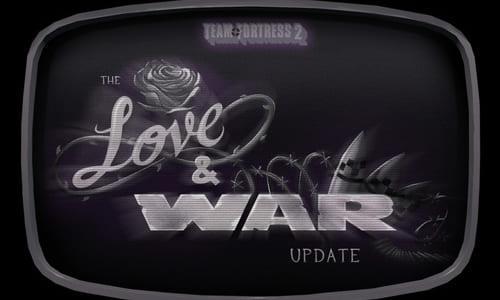 『Team Fortress 2』の大型アップデート「Love & War」の特設サイトがオープン