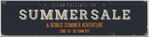 『Steam Summer Sale』が日本時間の2014年7月1日(火)まで開催