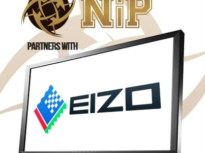 プロゲームチームNinjas in PyjamasがディスプレイメーカーのEIZOとスポンサー契約を締結
