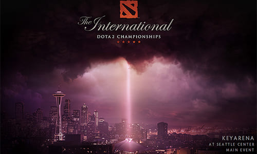 DOTA2世界大会『The International 4』Day6「Playoffs Phase Three」が日本時間の7/14(月)1時より開始、昨年王者Allianceが脱落
