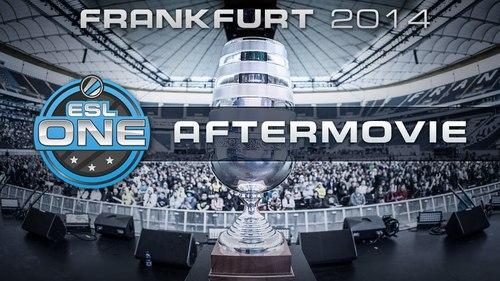 ムービー『ESL One Frankfurt 2014 | Official aftermovie』