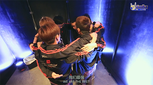 ムービー『Phoenix Reborn - A Documentary of the TI4 Champions Newbee』