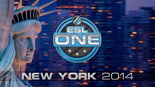 DOTA2大会『ESL One New York 2014』プレーオフ試合情報