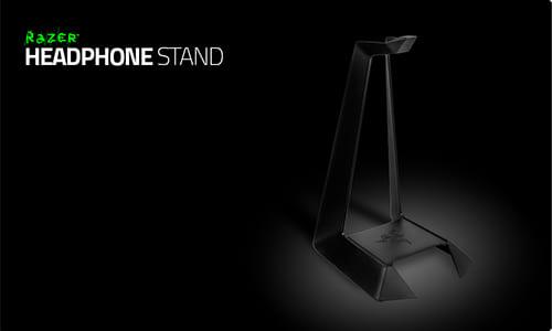 『Razer』のゲーミングヘッドセット収納アクセサリ『Razer Headphone Stand』