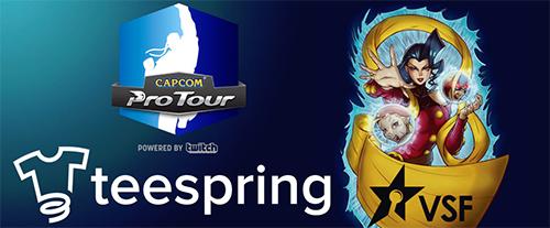 格闘ゲームの世界大会『Capcom Cup』の賞金総額が5万ドルと発表、公式アパレルの売上により賞金が増額