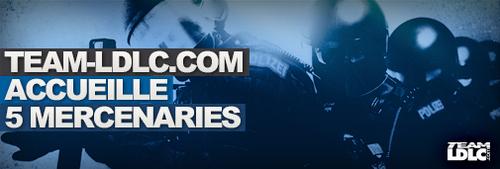 Team LDLCがCS:GOチームMercenaryとの契約を発表