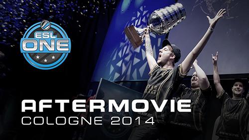 ムービー『ESL One Cologne 2014   Official Aftermovie』