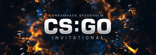『DreamHack Stockholm CS:GO Invitational』が9/25(木)、26(金)に開催
