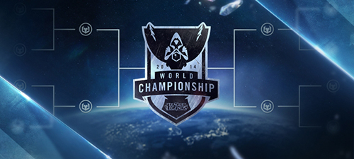 『League of Legends Season 2014 World Championships』が開幕