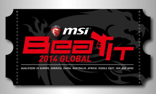 『MSI Beat it 2014』DOTA2部門アジア予選で日本チームffectioN!が10/3(金)18時よりZephyrと対戦