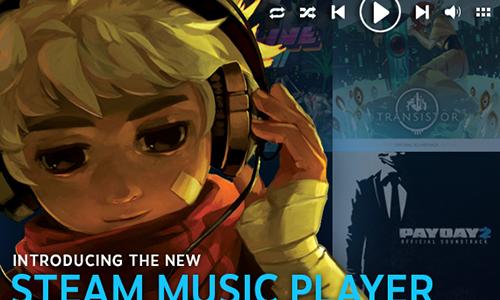 「Steam Music Player」のリリースを記念し、「Half-Life」や「Portal」シリーズのサウンドトラックが無料配信