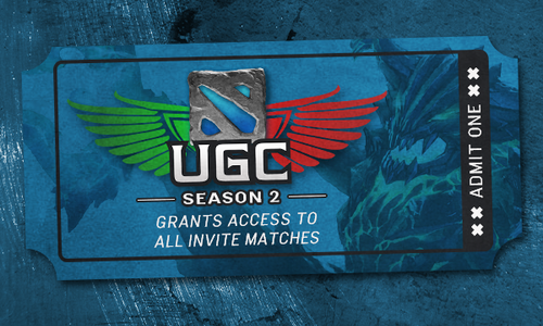 『UGC Dota 2 League Season2』が本日9/28(日)より開幕、Eastern Invite部門に日本のTeam Kirbies、WhiteFlagBearが出場