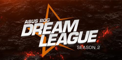 DOTA2大会『ASUS ROG DreamLeague Season #2』Phase1予選の招待チーム発表