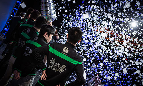 DOTA2大会『ESL One New York 2014』でViCi Gamingが優勝