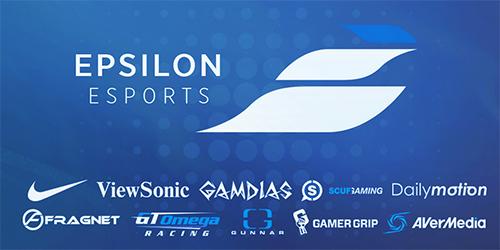 EpsilonがCS:GOチームのメンバーを変更、fxy0に代わりsixeRが加入