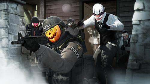 『Counter-Strike: Global Offensive』アップデート(2014-10-22)、ゲームがハロウィン仕様に