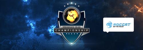 『ROCCAT』が賞金総額25万ドルのCS:GO大会『DreamHack CS:GO Championship』のメインスポンサーに