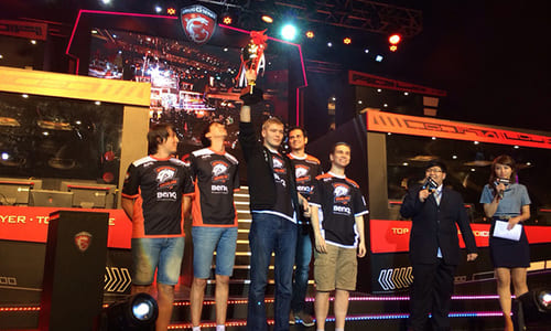 『MSI Beat IT 2014 Global Grand Finals』DOTA2部門でVirtus.proが優勝
