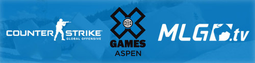 『MLG X Games Aspen CS:GO Invitational』が2015年1月23~25日に開催