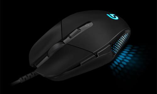 ゲーミングマウス『Logicool G302 MOBA Gaming Mouse』が11/14(金)に国内販売開始