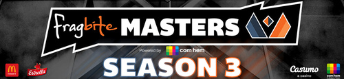 Fragbite Masters Season3』CS:GO部門LANファイナルが11/8(土)~9(日)に開催