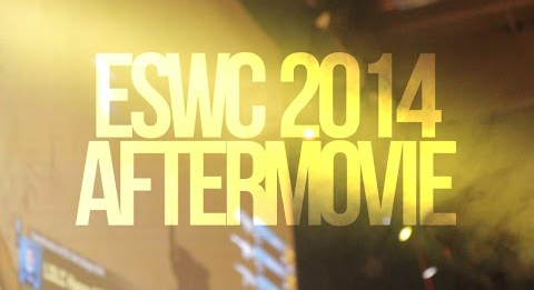 ムービー『ESWC 2014 Aftermovie』
