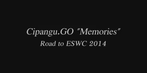 "ムービー『Cipangu.GO ""Memories"" Road to ESWC 2014』"