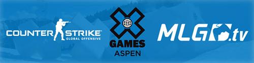 『MLG X Games Aspen CS: GO Invitational』が1/24(土)~26日(月)にアメリカで開催