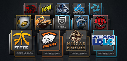 『Counter-Strike: Global Offensive』アップデート(2014-11-21)、「DreamHack 2014 Pick'Em Challenge」がスタート
