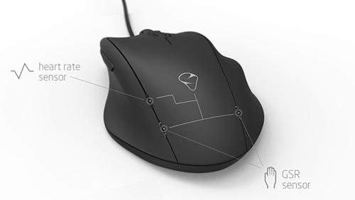 Mionixが人体反応を読み取るセンサーを搭載した最新鋭のゲーミングマウス『Mionix NAOS QG』を発表
