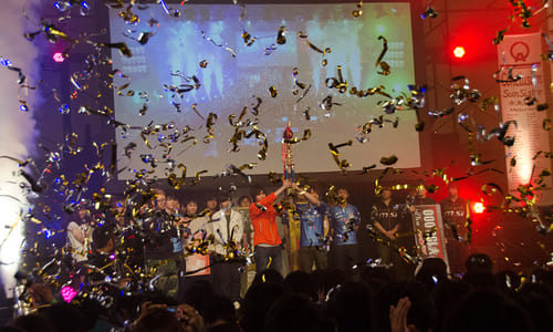 『AVARST 2014 Season3』オフライン決勝戦でRecycle(護衛部門)、DeToNator(爆破部門)が優勝