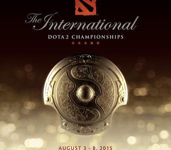 Dota 2公式世界大会『The International 5』が2015年8月3日(月)~8日(土)にアメリカのシアトルで開催