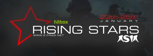 E-FragがCS:GOのアジア大会『Rising Stars Asia #1』を1月23日(金)~25日(日)開催