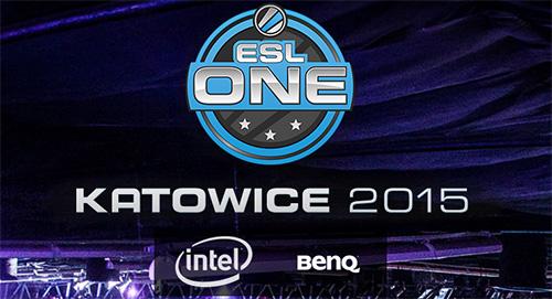 賞金総額25万ドルのCS:GO大会『ESL One Katowice 2015』決勝トーナメント準々決勝が3/14(土)に開催