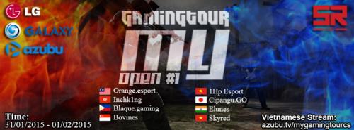 招待制CS:GO大会『MY Gaming Tour Season 1 Open』でシンガポールBonvinesが優勝、日本Cipangu.goは2位に