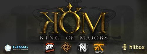 招待4チームが出場のCS:GO大会『E-Frag.net King of Majors Tournament』が2月16、17日に開催