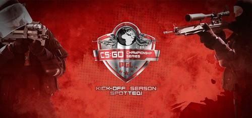 『CS:GO Championship Series Kick-off Season』のグループ分け決定、3/18(水)より予選スタート