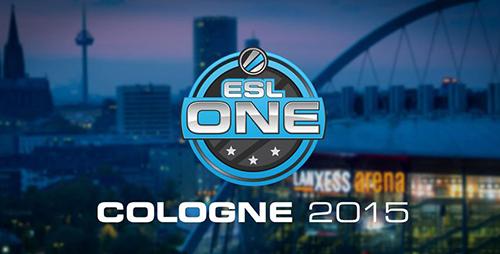 『ESL One Cologne 2015 CS:GO Major Championship』の試合スケジュール発表