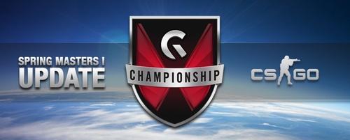『Gfinity 2015 CS:GO Masters』各大会の賞金総額が2万ドルから5万ドルに増額