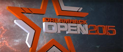 『DreamHack Open 2015』の開催スケジュール発表、賞金総額はCS:GOとSC2を合わせて35万ドル以上に