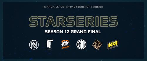 『SLTV StarSeries Season 12 Grand Final』CS:GO部門が開催中