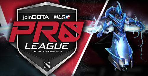 『joinDOTA MLG Pro League Season 1』でTeam Empireが優勝