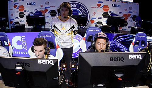 『Electronic Sports World Cup』が2015年の公式競技モニタに『BenQ』製品を採用