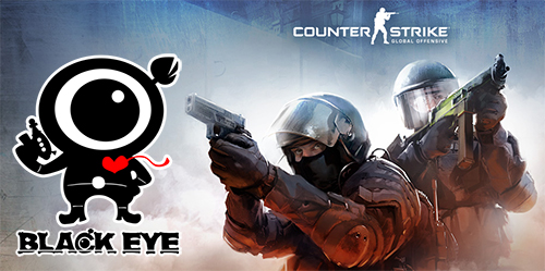 Team BlackEye CS:GO部門が4名の新たな所属選手を発表、新メンバーを募集中