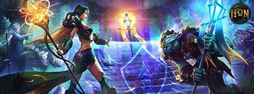 ゲームプラットフォーム『Garena』がMOBAタイトル『Heroes of Newerth』を買収