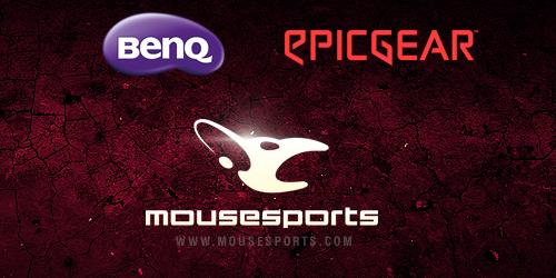 Team TinkerがMousesportsのDota2部門として加入、CS:GO部門も3選手と契約