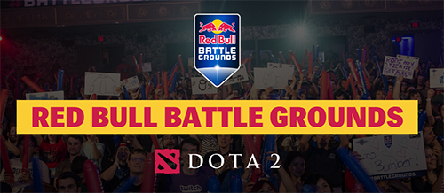 『Red Bull Battle Grounds』で Team Secret が優勝