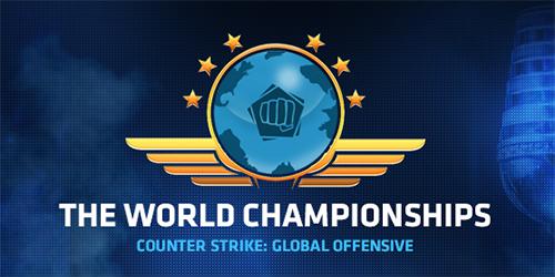 CS:GO国別対抗戦『World Championship』が日本時間の10/8(木)20時よりスタート